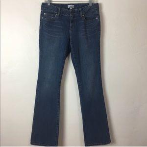 Loft Ann Taylor Denim Jeans Size 4